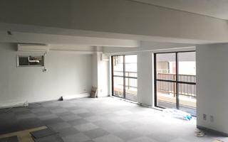 空間デザイン/内装リニューアル/リフォーム 施工例 都内オフィス施工前