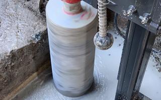 ダイヤモンド工法 切断機/油圧ユニット/ダイヤモンドワイヤー コア削孔